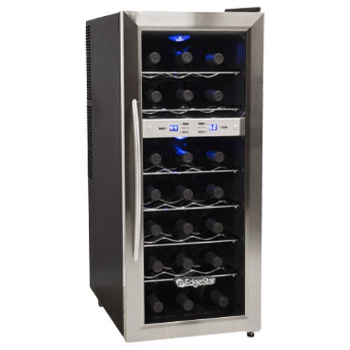 Edgestar 21 Bottle Dual Zone Wine Cooler Review