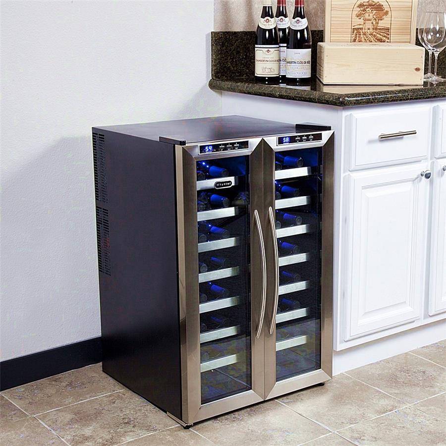 Choose A Good Finish For Your Wine Cooler